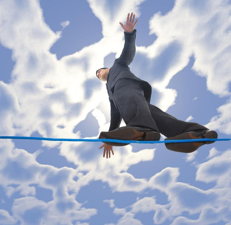 BHPH Walking The Tightrope
