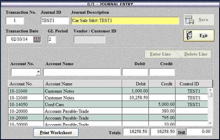Accounting - Constellation Automotive Software ...
